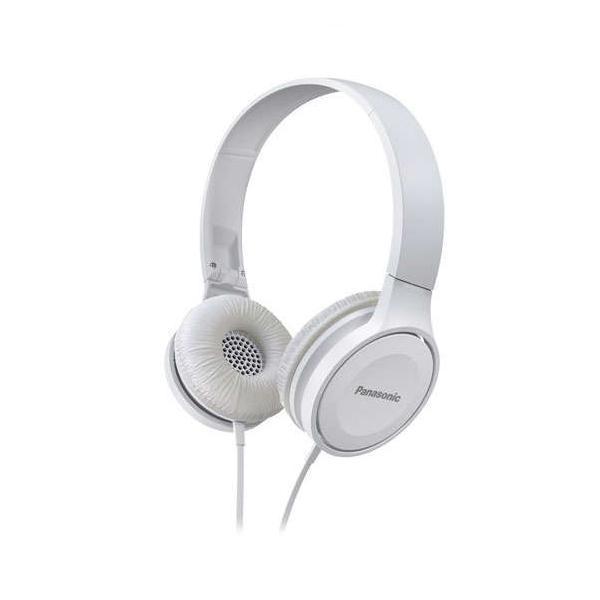 Hovedtelefoner Panasonic RP-HF100E-W Hvid