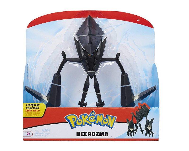 Pokémon Figurer - Necrozma - 30 Cm Stor & Legendarisk