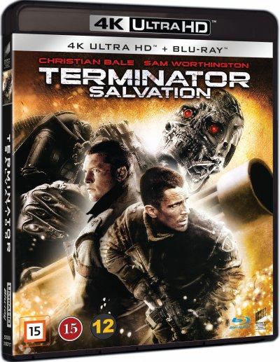 Terminator 4 - Salvation - 4K Ultra HD Blu-Ray