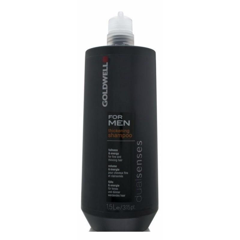 Goldwell Dualsenses For Men Thickening Shampoo 1500 ml (gl. design)