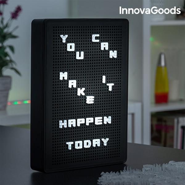 Tech's Tavle til LED bogstaver