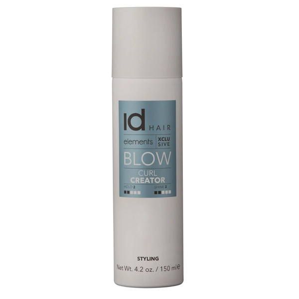 ID Hair Elements Xclusive Blow Curl Creator, 150 ml