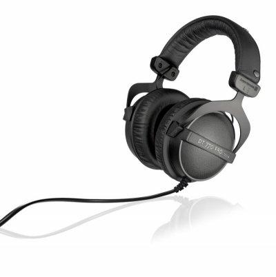 Beyerdynamic Dt 770 Pro - Over-Ear Hovedtelefoner - 32 Ohm - Sort