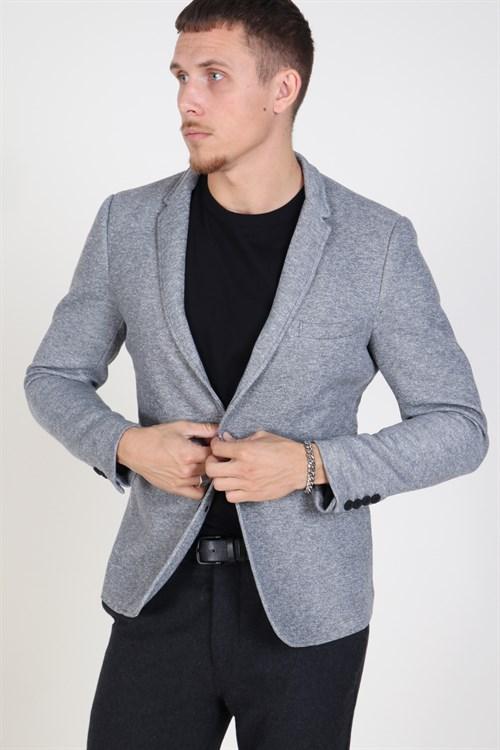 Only & Sons Matti King Casual Blazer Light Grey Melange