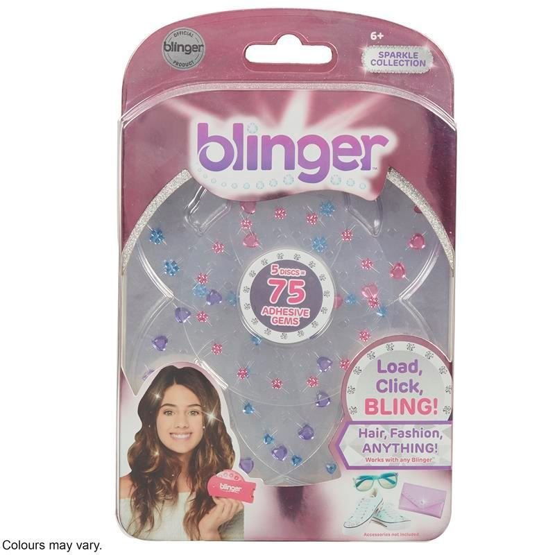 Blingers - Refill 5-Pakke Assorterede