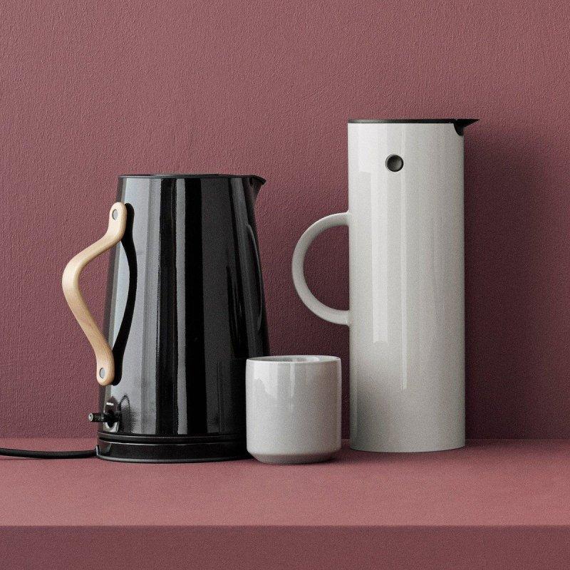 Stelton Termokande / Kaffekande - Hvid - 1L