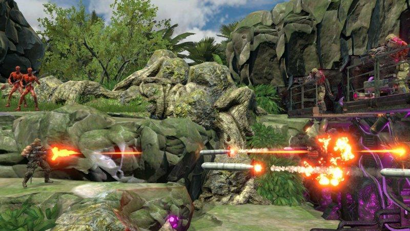 Contra - Rogue Corps - Nintendo Switch