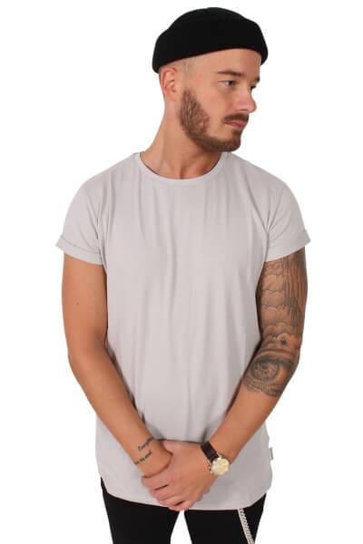 Just Junkies Ganger T-shirt LT Grey
