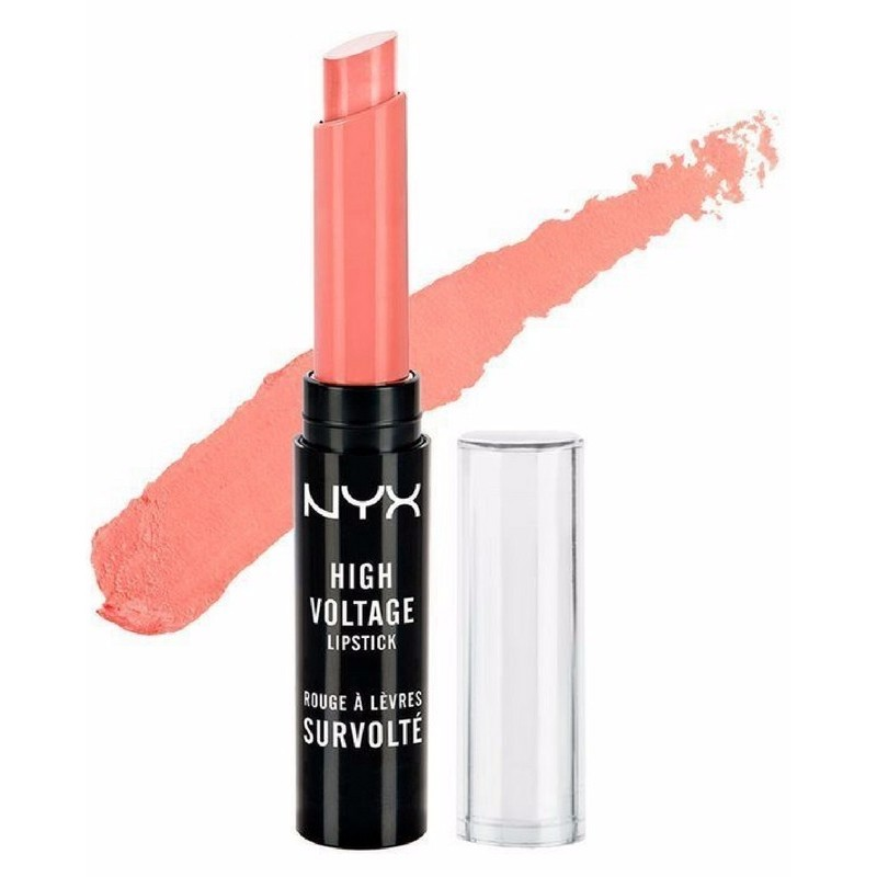 NYX High Voltage Lipstick 2,5 gr. - HVLS 04 Pink Lady