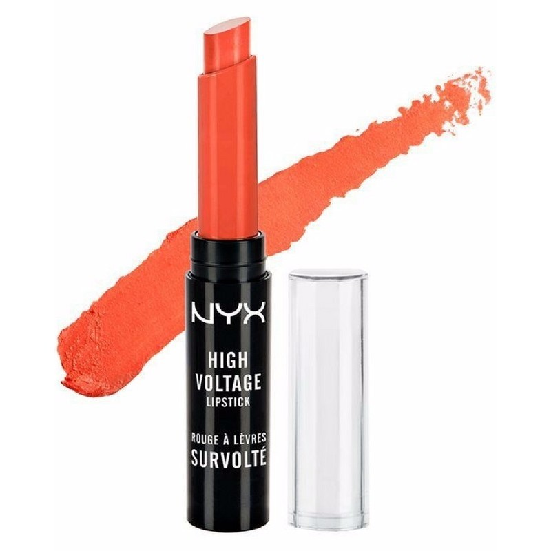 NYX High Voltage Lipstick 2,5 gr. - HVLS 18 Free Spirit