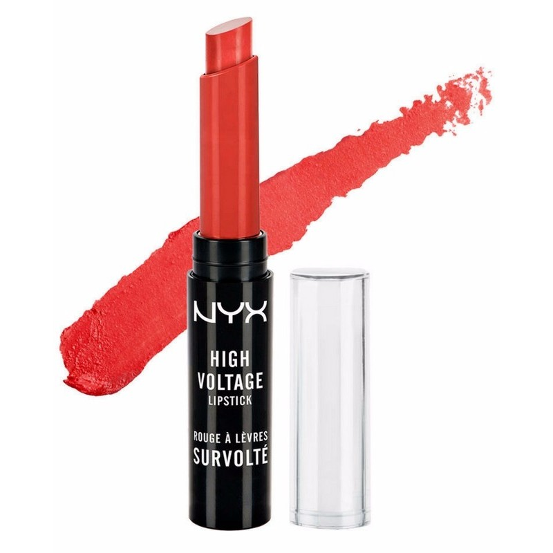 NYX High Voltage Lipstick 2,5 gr. - HVLS 22 Rock Star