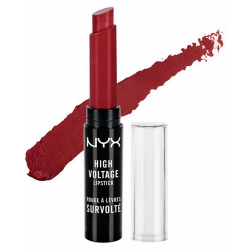 NYX High Voltage Lipstick 2,5 gr. - HVLS 20 Burlesque