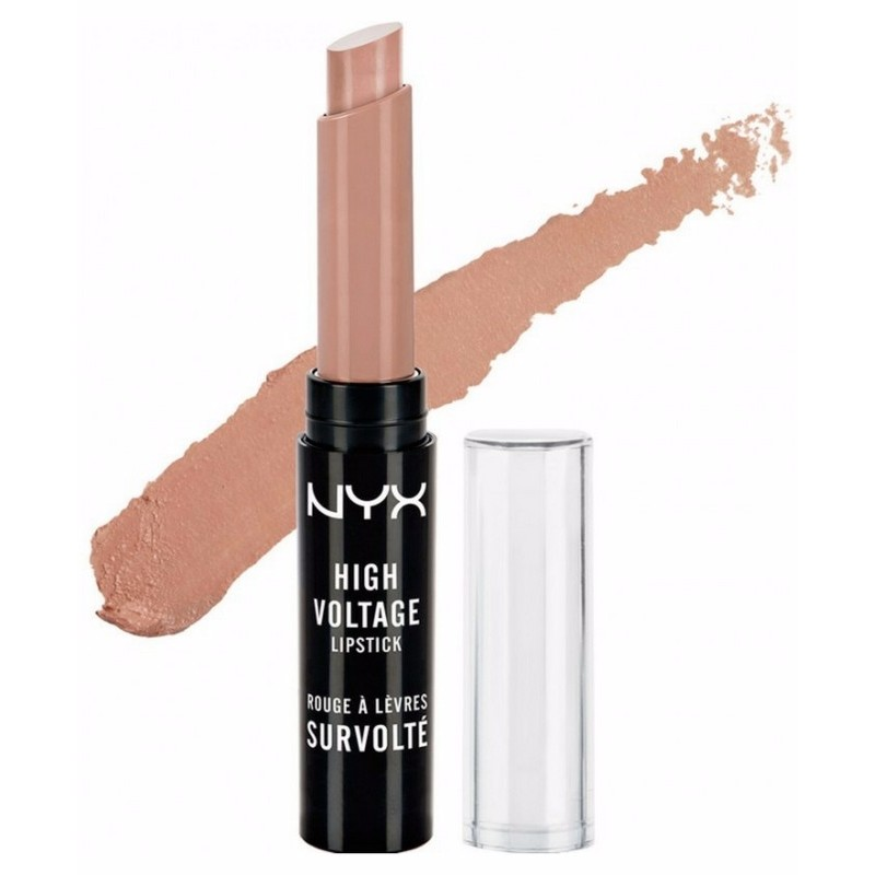 NYX High Voltage Lipstick 2,5 gr. - HVLS 10 Flawless