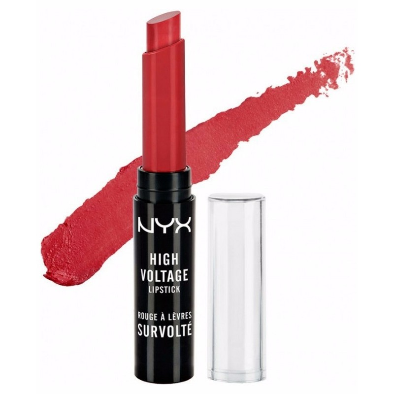 NYX High Voltage Lipstick 2,5 gr. - HVLS 06 Hollywood