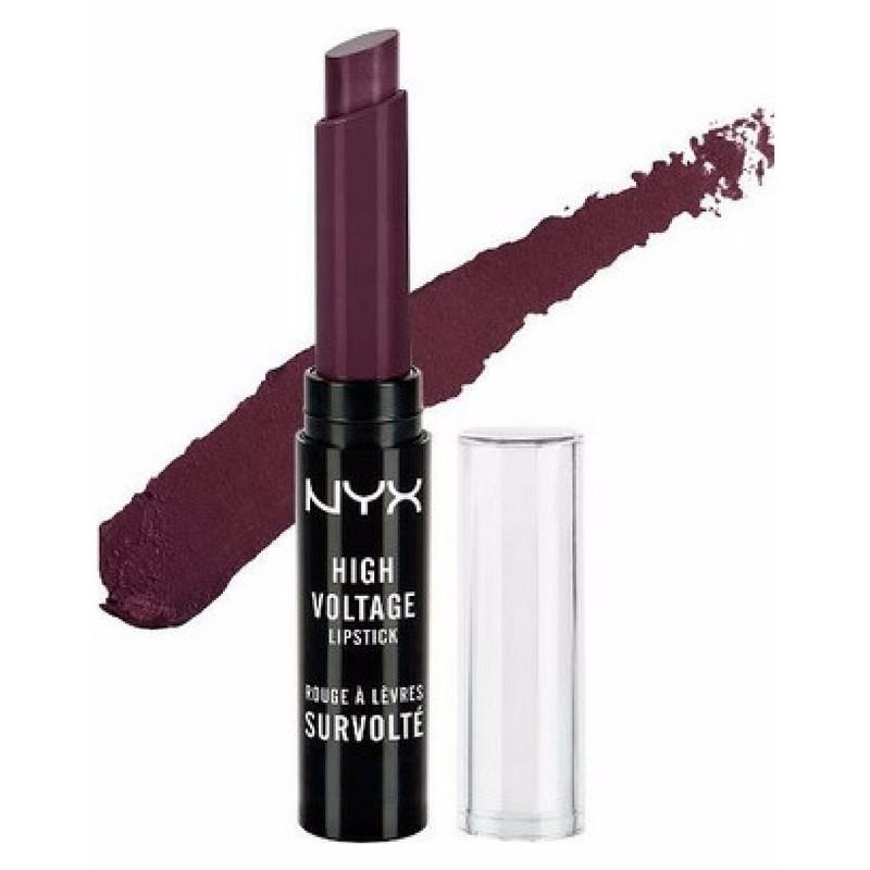 NYX High Voltage Lipstick 2,5 gr. - HVLS 09 Dahlia