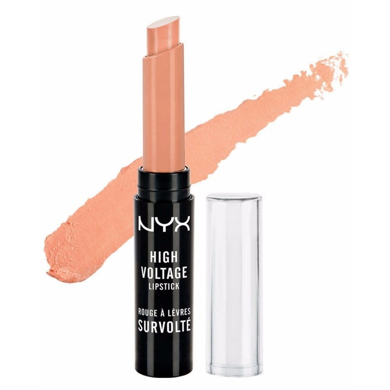 NYX High Voltage Lipstick 2,5 gr. - HVLS 15 Tan-Gerine