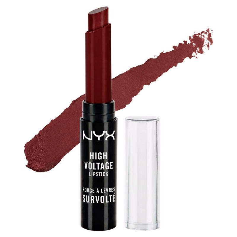 NYX High Voltage Lipstick 2,5 gr. - HVLS 16 Feline