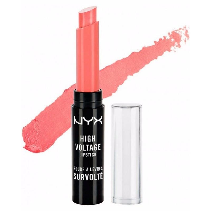 NYX High Voltage Lipstick 2,5 gr. - HVLS 07 Beam