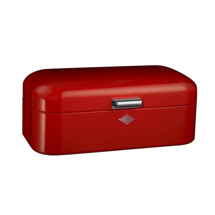 Wesco grandy brødkasse (rød)