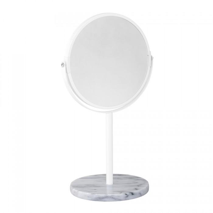 Bloomingville spejl (hvid)