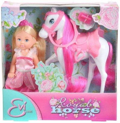 Evi Love Dukke - Kongelig Hest