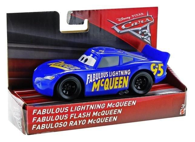 Biler 3 - Legetøjsbil - Fabolous Lightning Mcqueen