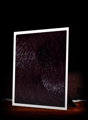 Osmo Ikon Permanent Hair Colour 100 ml. - (4.5) Medium Mahogny Brown
