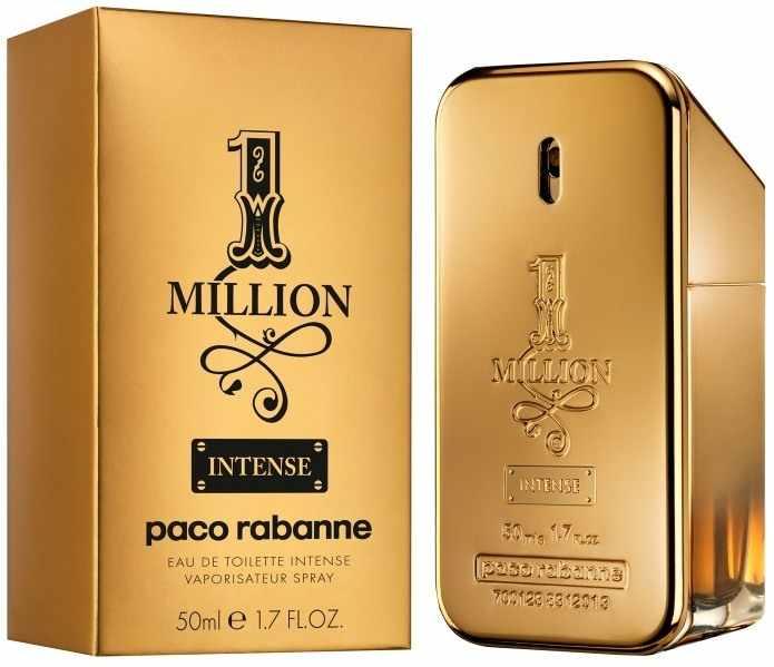 Paco Rabanne 1 Million Intense Man EDT 50 ml (U)
