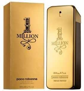 Paco Rabanne 1 Million EDT Men 200 ml (U)