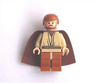 Obi-Wan Kenobi, brune ben