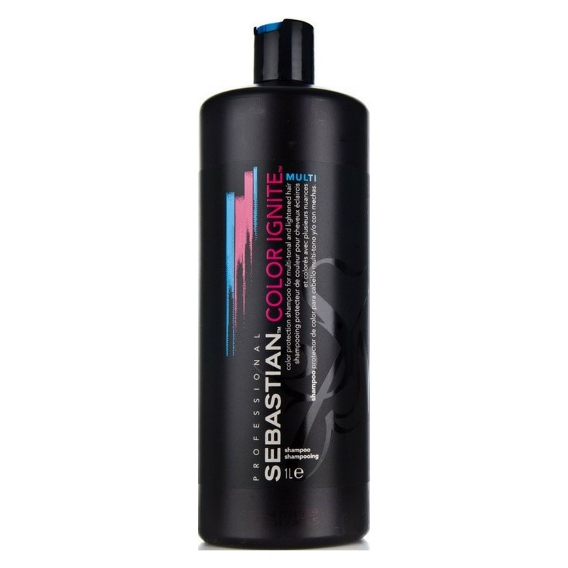 Sebastian Color Ignite Multi Shampoo 1000 ml (U)