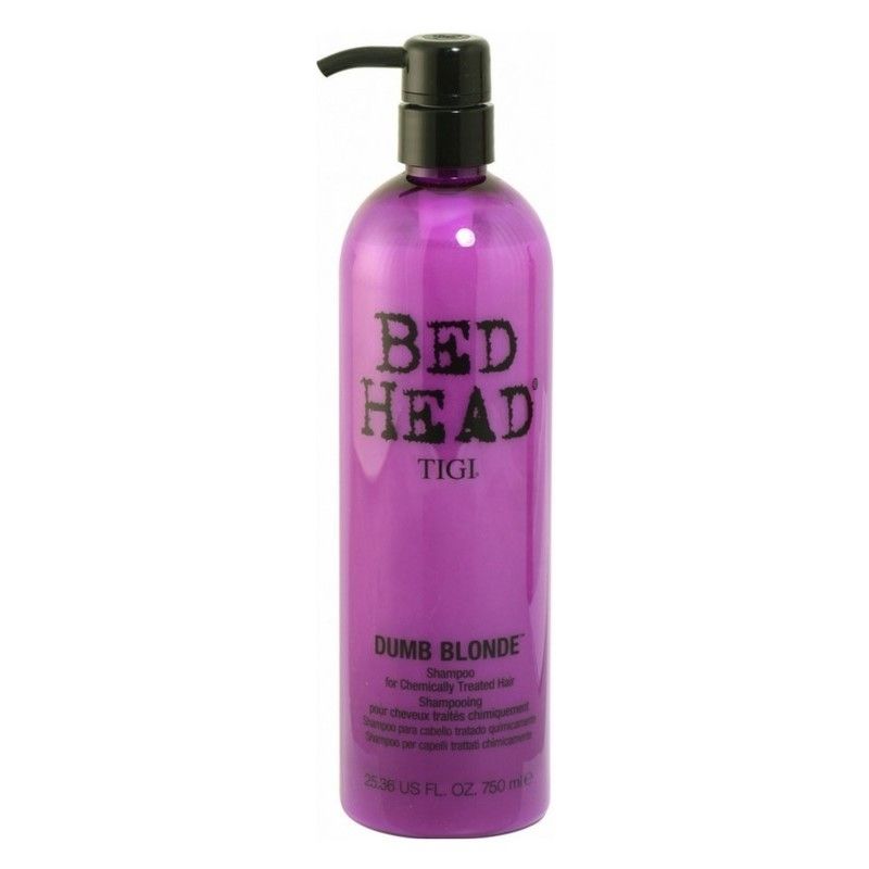 TIGI Bed Head Dumb Blonde Shampoo 750 ml (U)