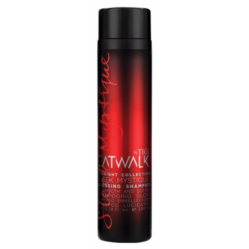 TIGI Catwalk Sleek Mystique Glossing Shampoo 300 ml (U)