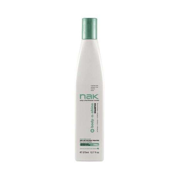 Nak Body N Shine Shampoo, 375ml