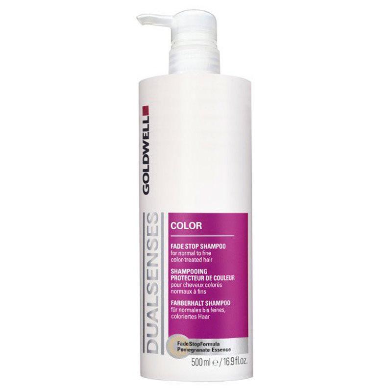 Goldwell Dualsenses Color Fade Stop Shampoo 500 ml (gl. design)