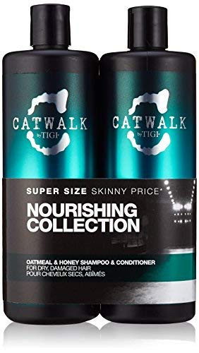 Tigi Catwalk Oatmeal & Honey shampoo & Conditioner 2 x 750 ml