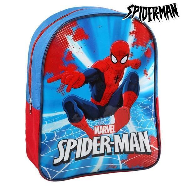 Børnetaske Spiderman 31223 Blå