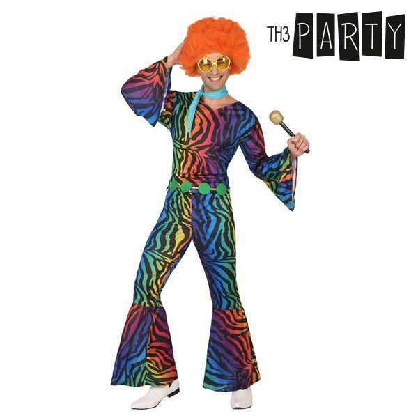 Kostume til voksne Disco