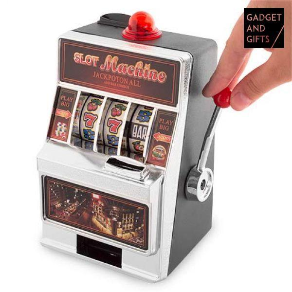 Spilleautomat Sparebøsse