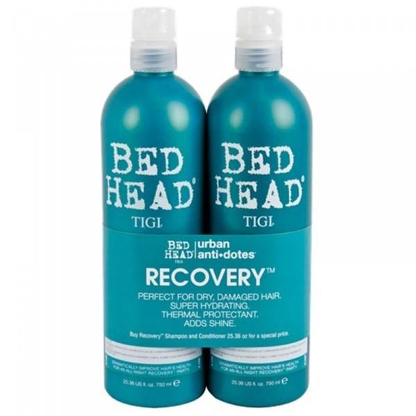 TIGI Urban Antidotes Recovery Shampoo & Balsam 2 x 750 ml