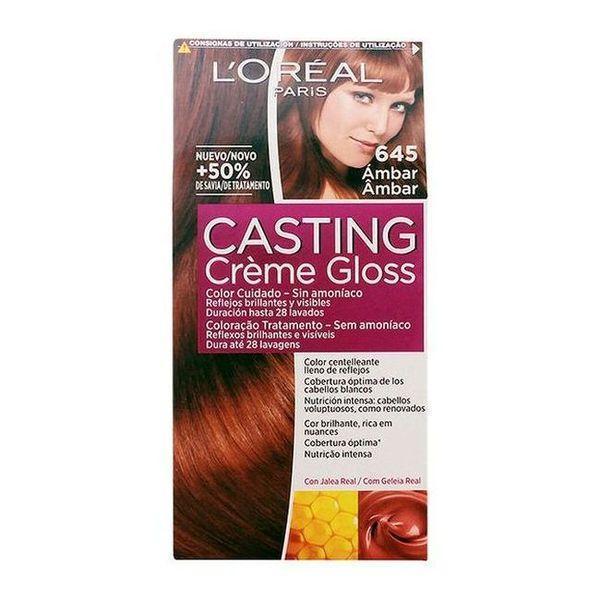Farve uden Ammoniak Casting Creme Gloss LOreal Expert Professionnel Rav
