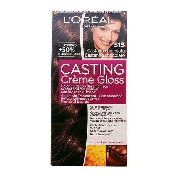 Farve uden Ammoniak Casting Creme Gloss LOreal Expert Professionnel Kastanje chokolade