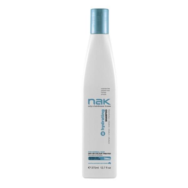 NAK Hydrating Shampoo, 375 ml