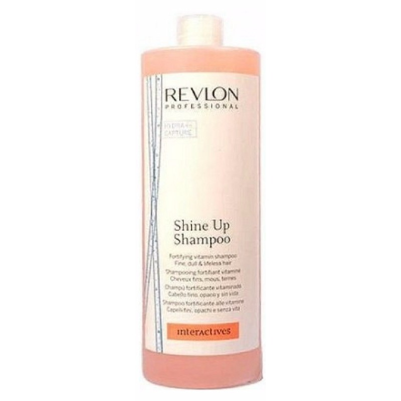 Revlon Prof Shine Up Shampoo 1250 ml.