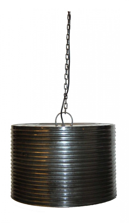 TRADEMARK LIVING loftpendel - mørk zink