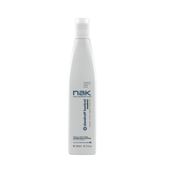 NAK Dandruff Control Shampoo, 375 ml