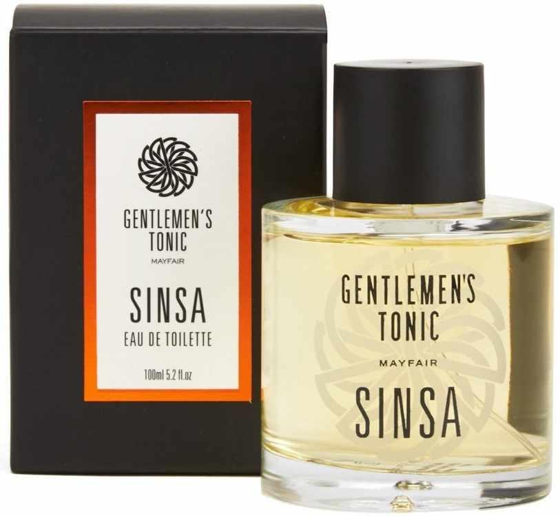 Gentlemen's Tonic SINSA EDT Men 100 ml (US)