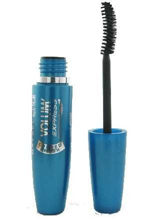 Maybelline Classic Volum Express Curved Mascara Sort