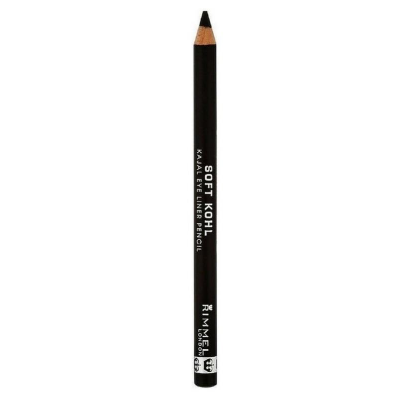 Rimmel Soft Kohl Eyeliner Pencil 061 Jet Black (U)