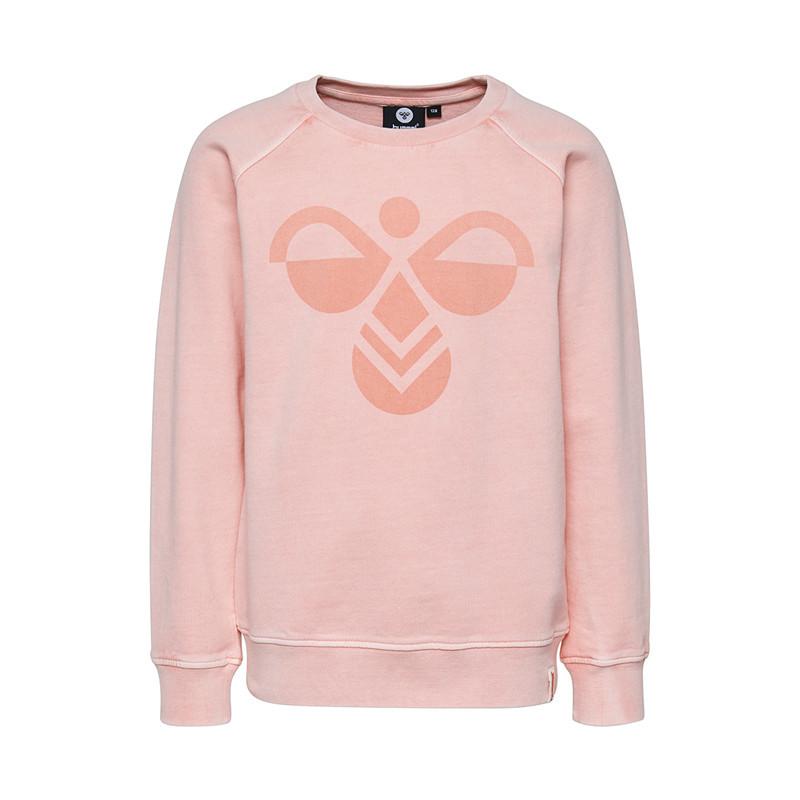 Hummel pop sweatshirt 202288 CC (Coral Cloud 3437, 146)